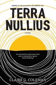 Terra Nullius Novel